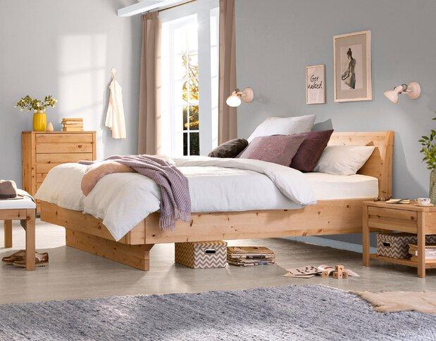 Schlafzimmer Cembra