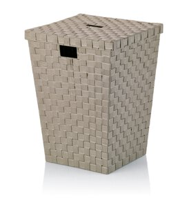 3208025-00000 Wäschebox ALVARO taupe