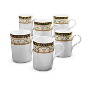 3075402-00000 Kaffeebecher Majestosa 6er Set