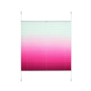 83 Liedeco Klemmfix-Plissee Farbverlauf beere M023313-00000
