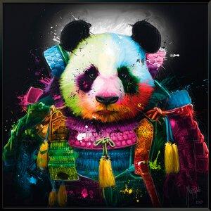 3327585-00000 Murciano,Panda Samourai 70x70