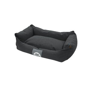 200 Van Baal Hundebett Canvas  Anthracite M028757-00000