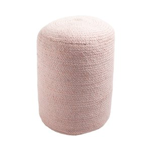 3356516-00000 D.35 Braided Pouf
