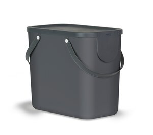 3461188-00000 Müllsystem Albula 25 l anthraz