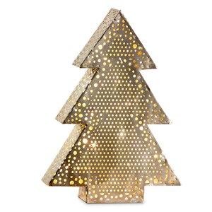 3245924-00000 Tannenbaum Eisen mit 40 LEDs