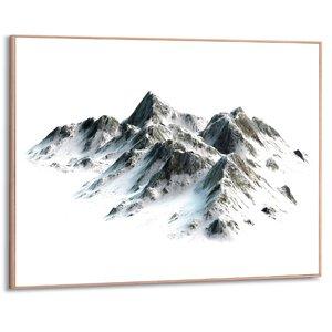 3322861-00000 Snow Mountain 70x50 cm