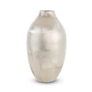 3380299-00000 Vase Aluminium vernickelt