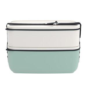 3602861-00000 Lunchbox Set eckig