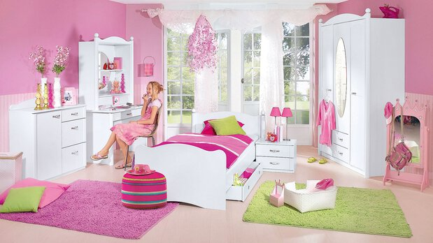 Kinder- und Jugendzimmer Lilly