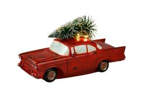 3536502-00000 Auto mit Baum rot