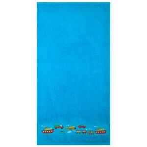 3443353-00000 Handtuch Auto blau
