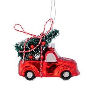"""3535193-00000 Hänger """"Little Car"""" Auto rot"""