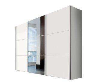 40 30 Bianco Weiß/Spiegeltür M014198-00000