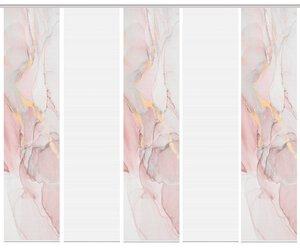 3534723-00000 Schiebewand 5-er Set Marmosa