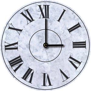 3308361-00000 Klassik Uhr UnifarbeVintage Cl