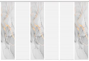 3534719-00000 Schiebewand 6-er Set Marmosa