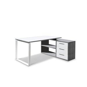 3051126-00001 Eck-Schreibtisch