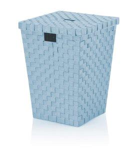 3457605-00000 Wäschebox ALVARO frostblau