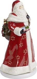 3352588-00000 Santa drehend 34 cm Christmas