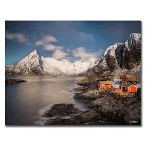3168644-00000 Fjordseee 50x65cm