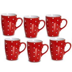3008572-00000 Kaffeebecher Pinto 6 Stück