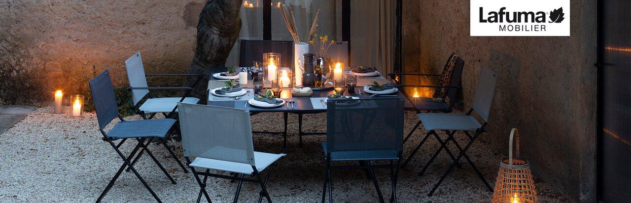 Entspannen mit Lafuma Garten- und Campingmöbeln