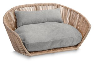 3567555-00000 Hundesofa Vogue Tudor Grey
