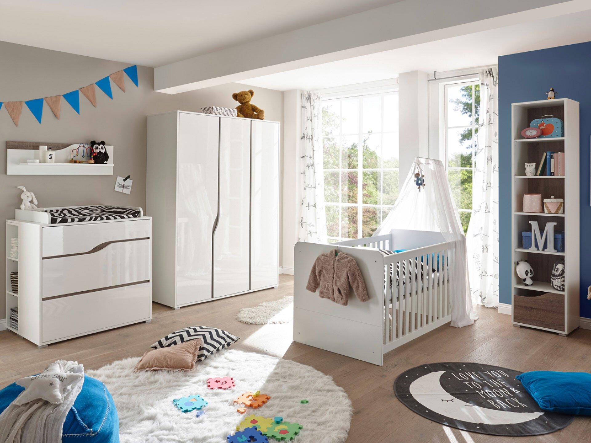 Babyzimmer Serie Mara