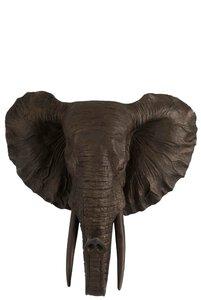 3570347-00000 Elefant braun