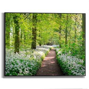 3322885-00000 White Flower Forest III 52x40