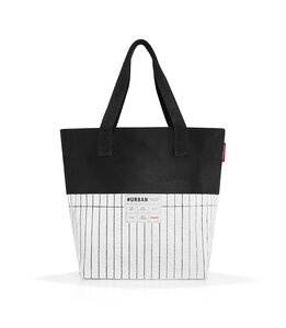 3260294-00000 Bag Paris black&white Urban