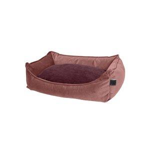 200 Van Baal Hundebett Velours Blush M028595-00000