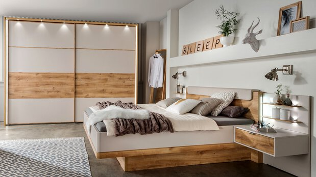 Schlafzimmer Toscana