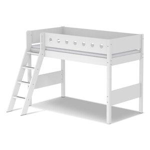 48 Flexa White Spielbett Schräge Leiter M024130-00000
