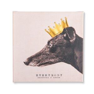 "3561443-00000 Canvas ""Dog"""