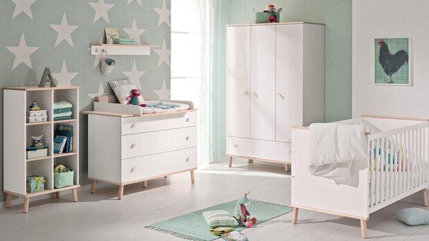 Babyzimmer-Serie Ylvie von Paidi