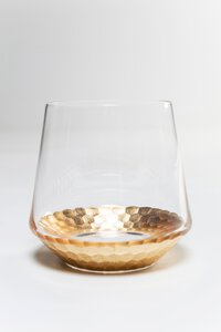 "3486838-00000 Wasserglas ""Gobi"" gold"