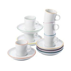 3265033-00000 Espresso-Set 12-tlg. Colori