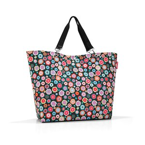 "3260275-00000 Shopper XL ""happy flowers"""