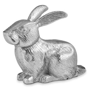 3472309-00000 Hase groß silber