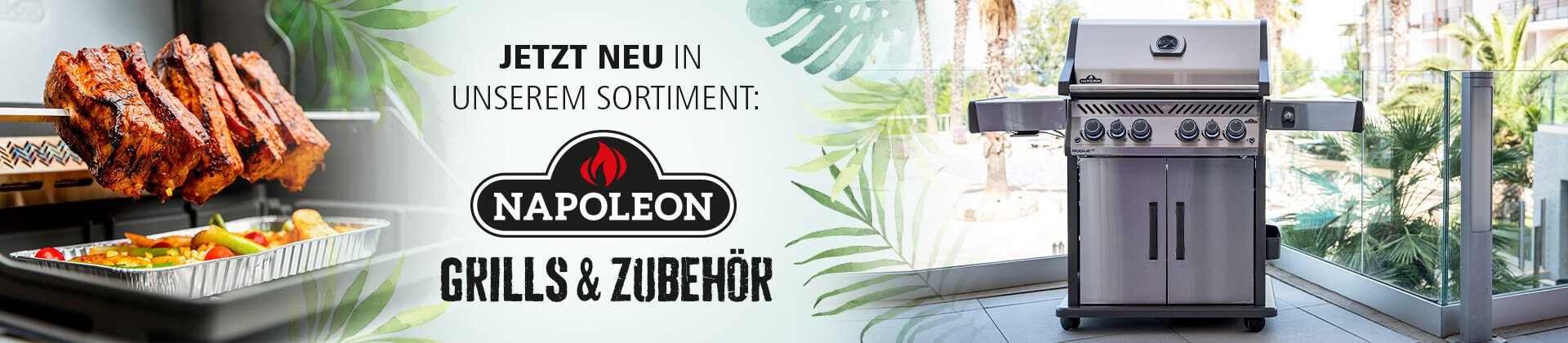 Naploeon Grills & Zubehör