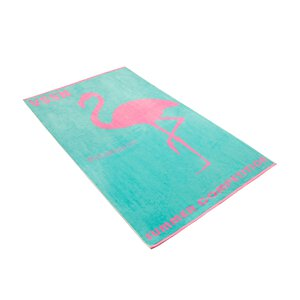 3452629-00000 Strandtuch Mister Flamingo