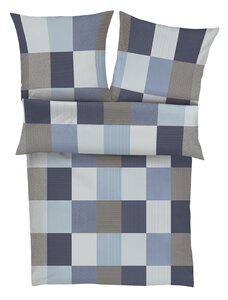 81 s.Oliver Karo blau/grau