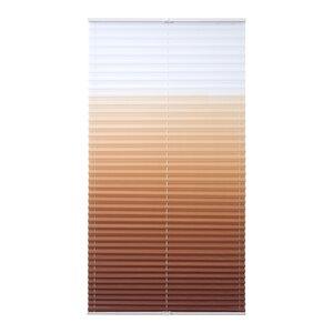 83 Liedeco Klemmfix-Plissee Farbverlauf braun M016271-00000