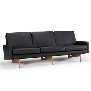 Kragelund - K200 Egsmark 3-Sitzer Leder