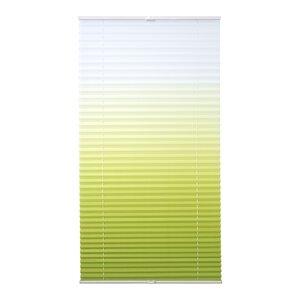 83 Liedeco Klemmfix-Plissee Farbverlauf grün M016274-00000