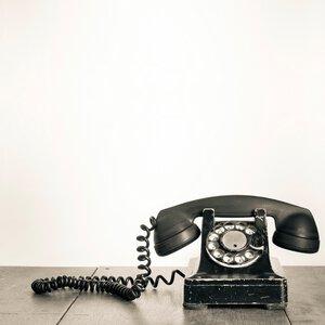 3593577-00000 Technik / Telefon / Vintage Bo