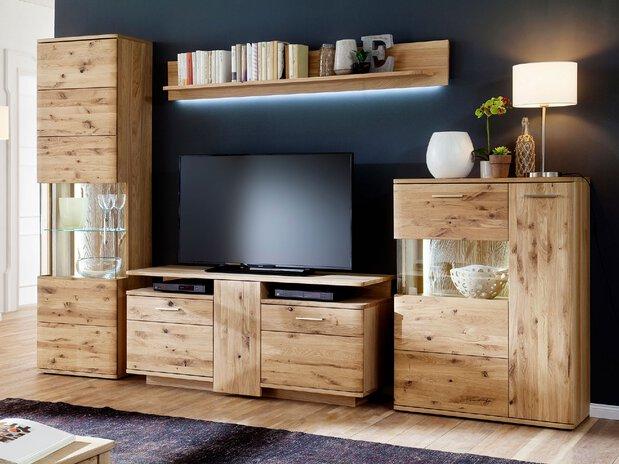 Wohnzimmer Wohnwand Santori MCA furniture