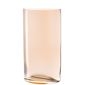 3257151-00000 Vase 34 Halbkreis zimt Centro