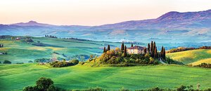 3308029-00000 Landschaft ToskanaGreen Tuscan